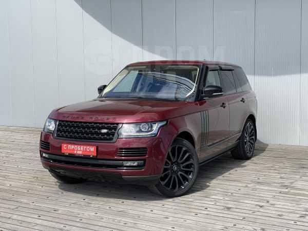 Land Rover Range Rover, 2016 год, 4 690 000 руб.
