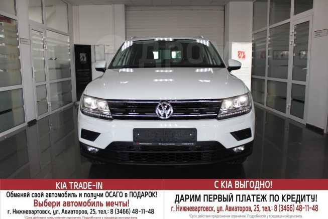 Volkswagen Tiguan, 2017 год, 1 530 000 руб.