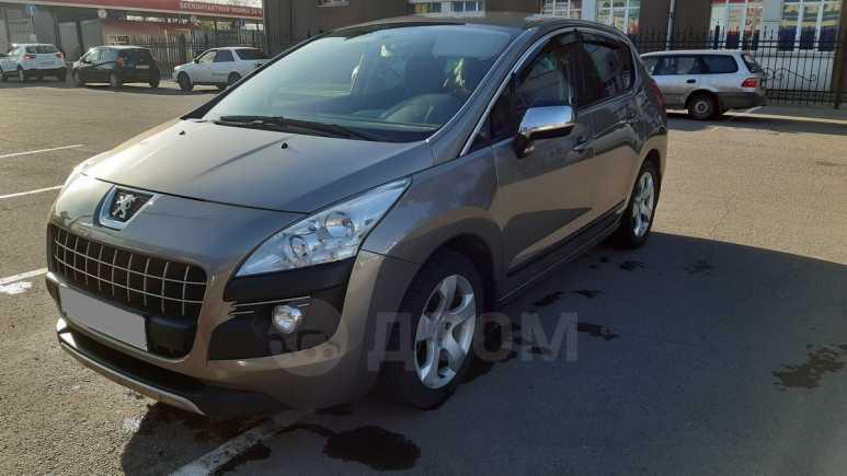 Peugeot 3008, 2011 год, 550 000 руб.