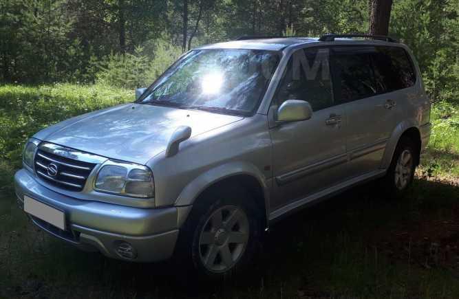 Suzuki Grand Escudo, 2001 год, 455 000 руб.