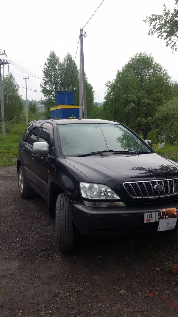 Toyota Harrier, 2001 год, 305 000 руб.