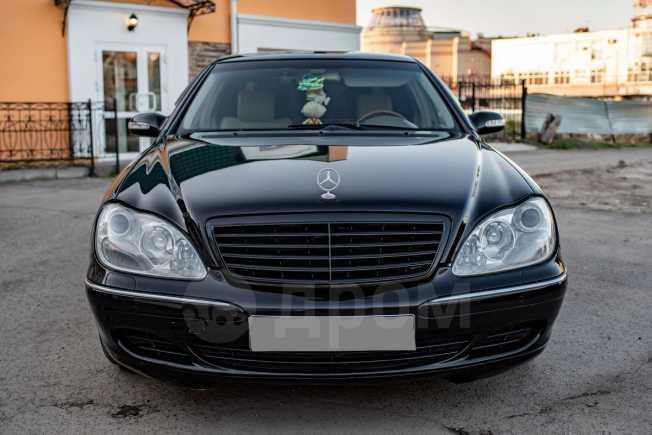 Mercedes-Benz S-Class, 2003 год, 500 000 руб.