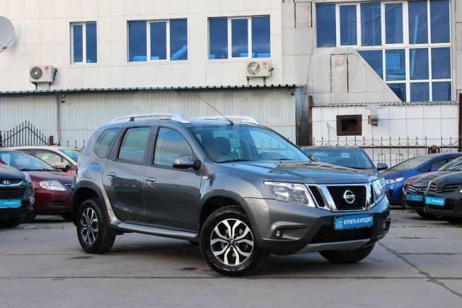 Nissan Terrano II, 2015 год, 729 000 руб.