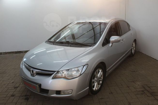 Honda Civic, 2008 год, 359 888 руб.
