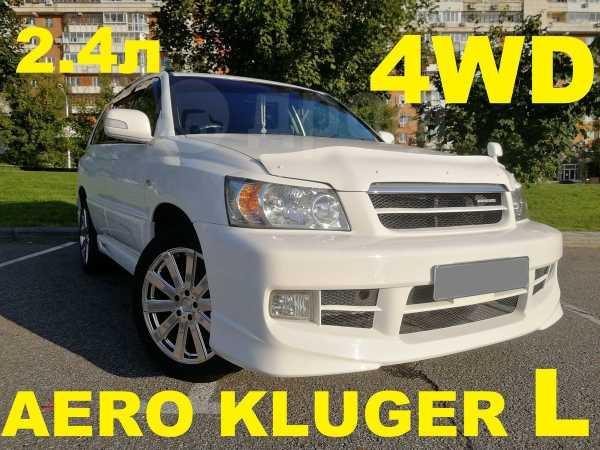 Toyota Kluger V, 2001 год, 724 888 руб.