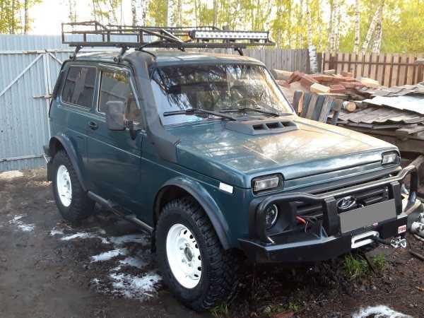 Лада 4x4 2121 Нива, 1999 год, 280 000 руб.