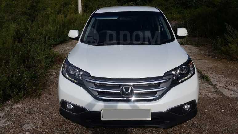 Honda CR-V, 2013 год, 1 300 000 руб.