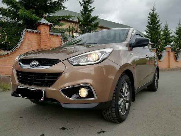 Hyundai ix35, 2015 год, 999 999 руб.