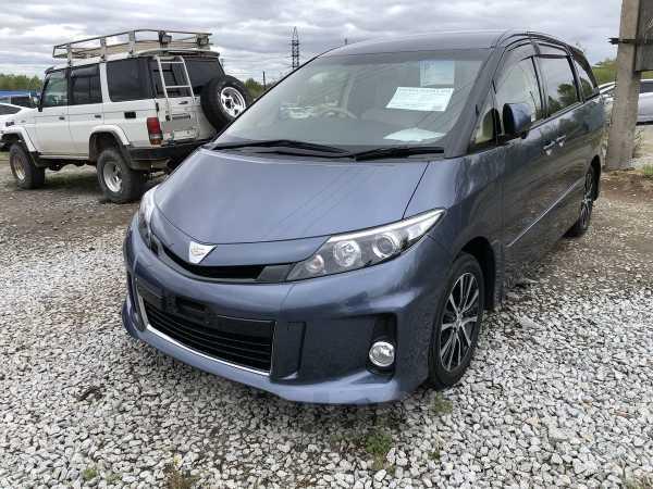 Toyota Estima, 2016 год, 1 570 000 руб.