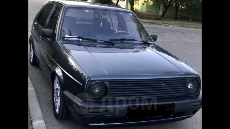 Volkswagen Golf, 1987 год, 410 000 руб.