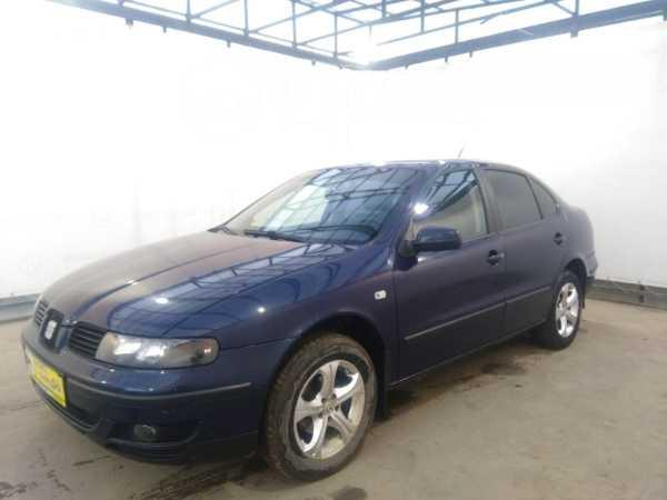 SEAT Toledo, 2001 год, 230 000 руб.