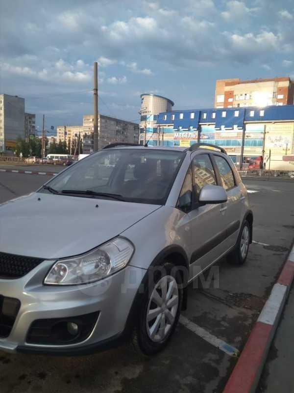 Suzuki SX4, 2012 год, 595 000 руб.