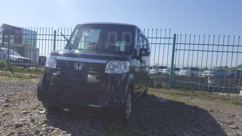 Honda N-BOX+, 2014 год, 385 000 руб.