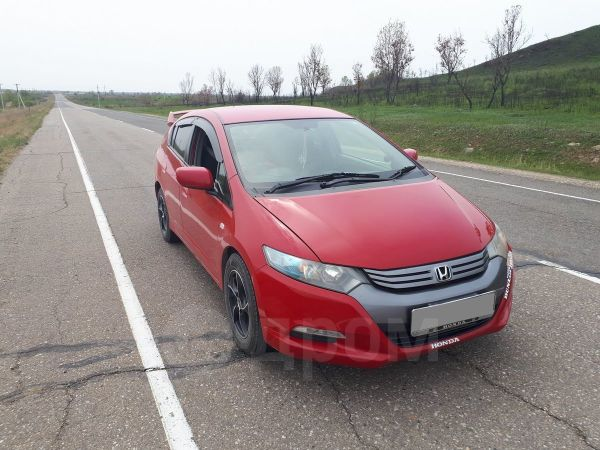 Honda Insight, 2010 год, 490 000 руб.