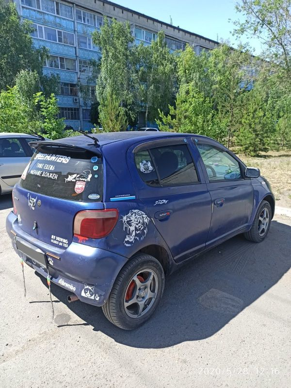 Toyota Vitz, 2000 год, 130 000 руб.