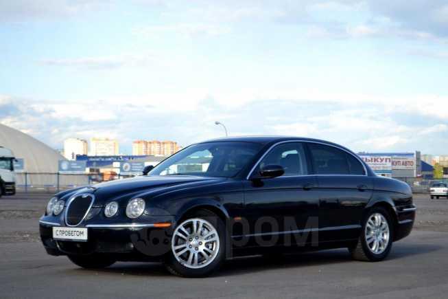 Jaguar S-type, 2007 год, 345 000 руб.