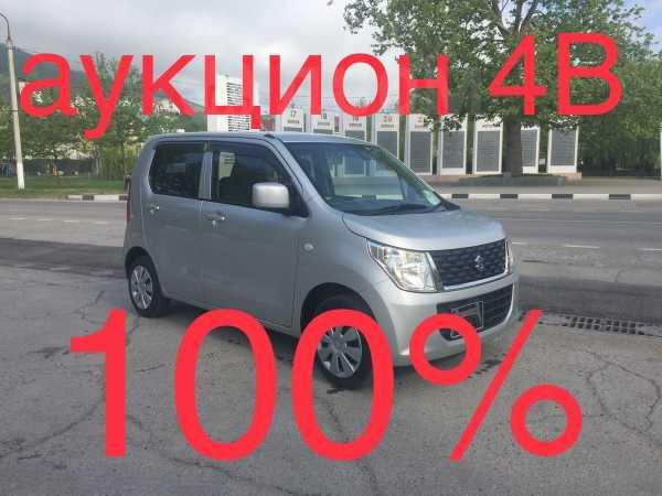Suzuki Wagon R, 2016 год, 460 000 руб.