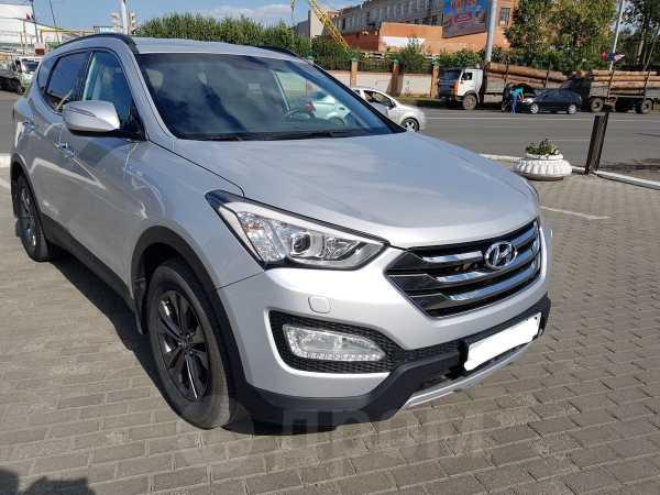 Hyundai Santa Fe, 2012 год, 1 267 000 руб.