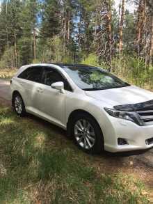 Иркутск Toyota Venza 2014