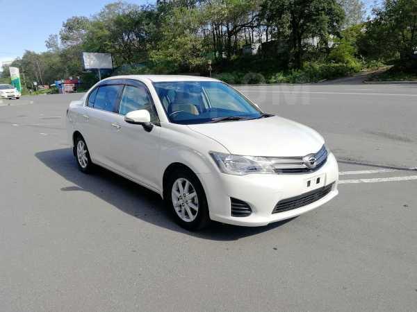 Toyota Corolla Axio, 2013 год, 705 000 руб.