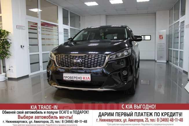 Kia Sorento, 2018 год, 2 370 000 руб.