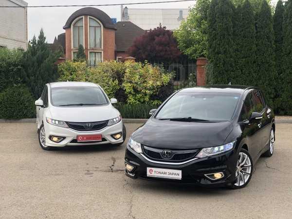 Honda Jade, 2015 год, 985 000 руб.