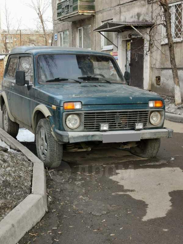 Лада 4x4 Бронто, 2001 год, 200 000 руб.