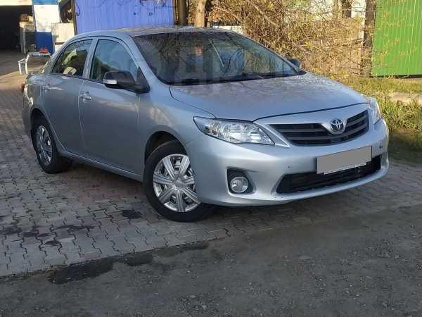 Toyota Corolla, 2010 год, 505 000 руб.