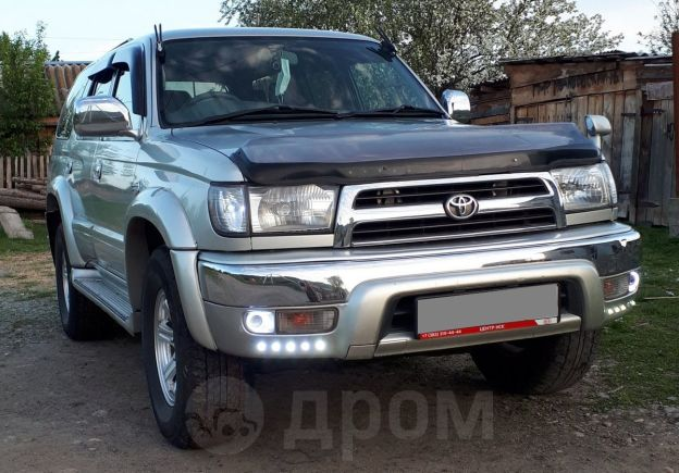 Toyota Hilux Surf, 1998 год, 555 000 руб.
