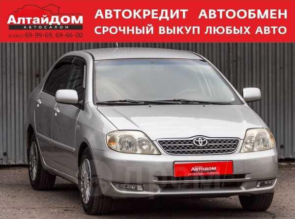 Toyota Corolla, 2005 год, 309 000 руб.