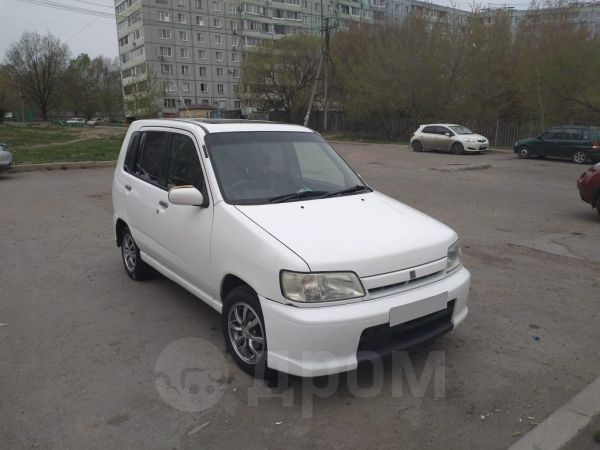 Nissan Cube, 1999 год, 165 000 руб.
