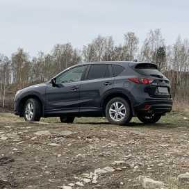 Усолье-Сибирское CX-5 2014