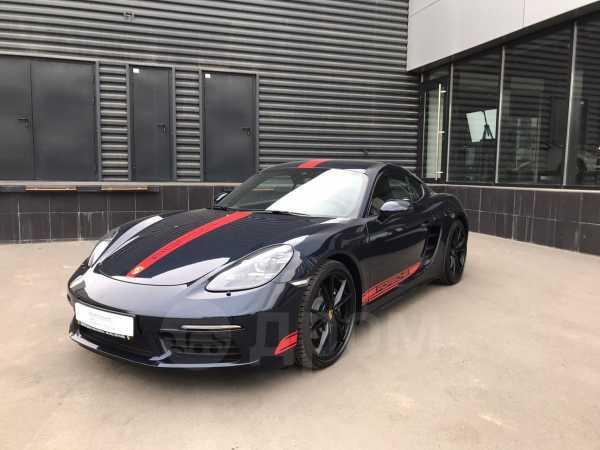 Porsche Cayman, 2019 год, 5 200 000 руб.