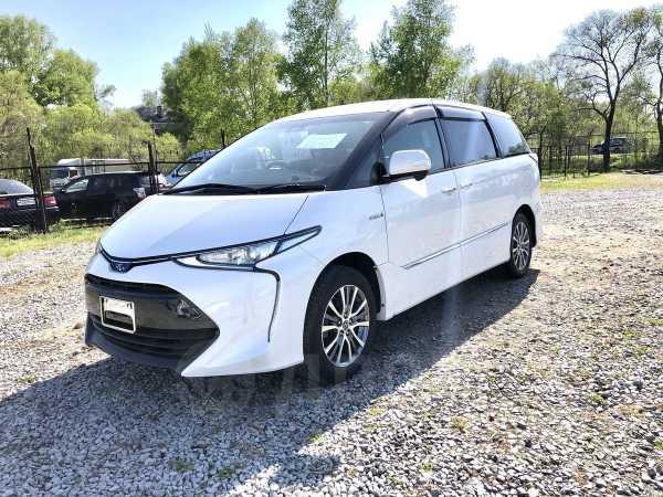 Toyota Estima, 2016 год, 1 790 000 руб.