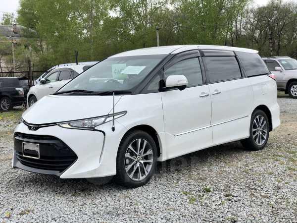 Toyota Estima, 2016 год, 1 890 000 руб.