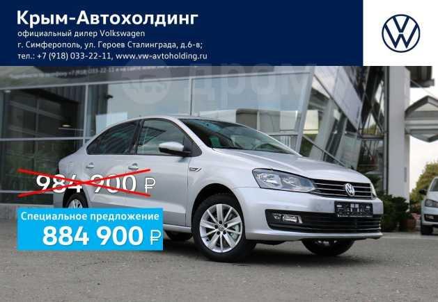 Volkswagen Polo, 2019 год, 884 900 руб.