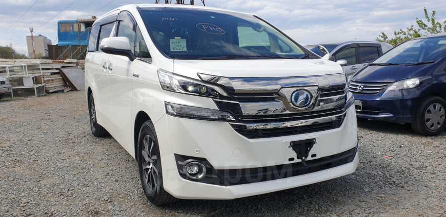 Toyota Vellfire, 2016 год, 2 200 000 руб.