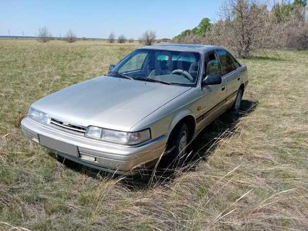 Mazda 626, 1989 год, 82 000 руб.