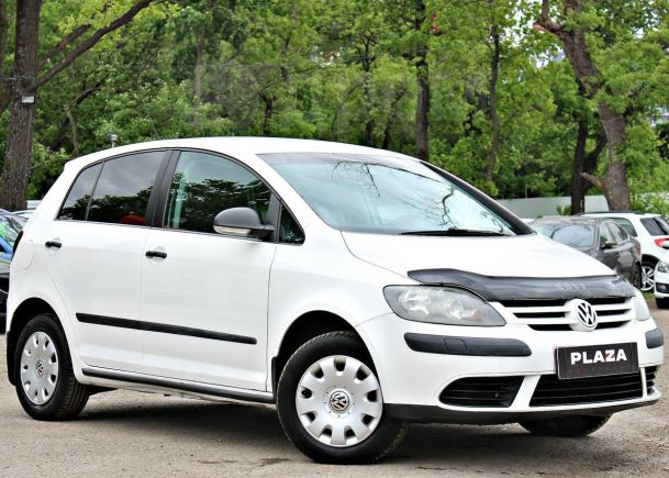 Volkswagen Golf Plus, 2007 год, 349 000 руб.