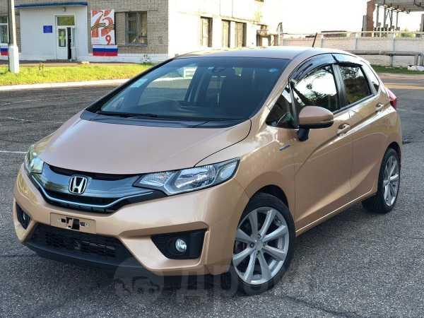 Honda Fit, 2014 год, 740 000 руб.