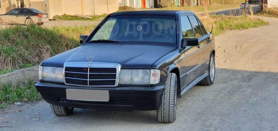 Mercedes-Benz 190, 1982 год, 150 000 руб.