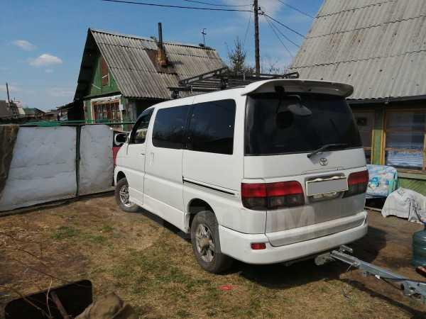 Toyota Regius, 2000 год, 450 000 руб.