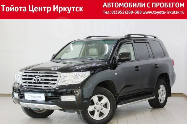 Toyota Land Cruiser, 2011 год, 1 960 000 руб.