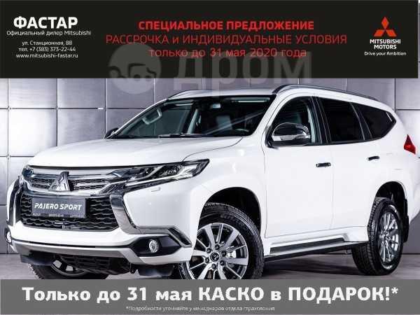 Mitsubishi Pajero Sport, 2019 год, 2 727 000 руб.