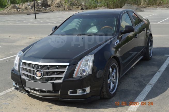 Cadillac CTS, 2011 год, 730 000 руб.