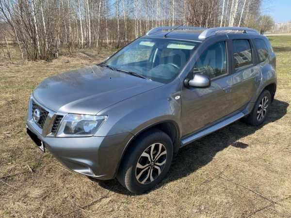 Nissan Terrano, 2017 год, 885 000 руб.