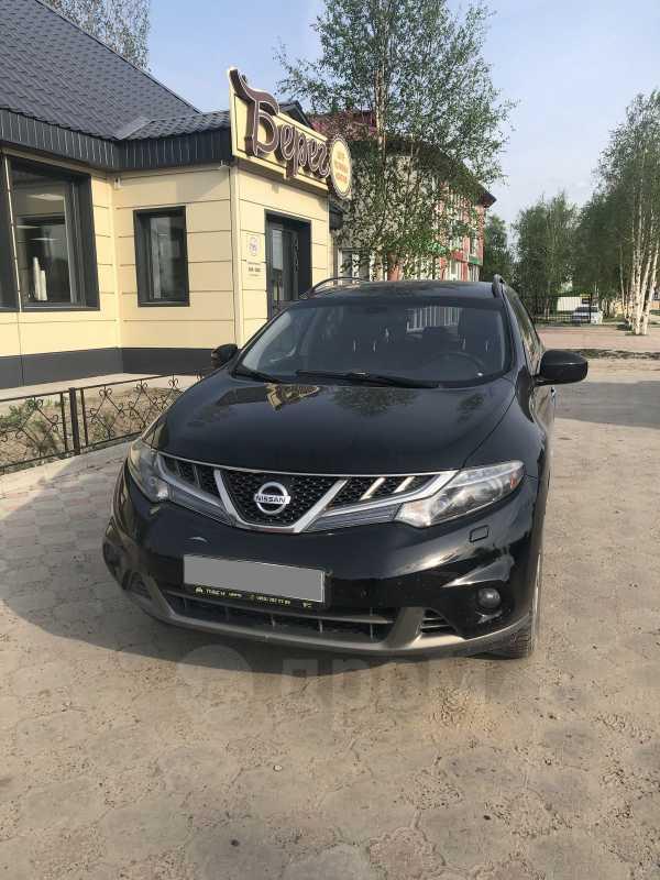Nissan Murano, 2010 год, 703 000 руб.