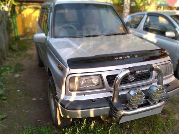 Suzuki Escudo, 1996 год, 165 000 руб.