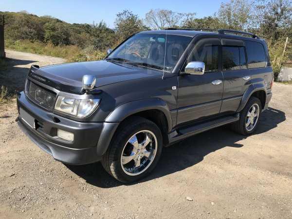 Toyota Land Cruiser, 2003 год, 1 360 000 руб.