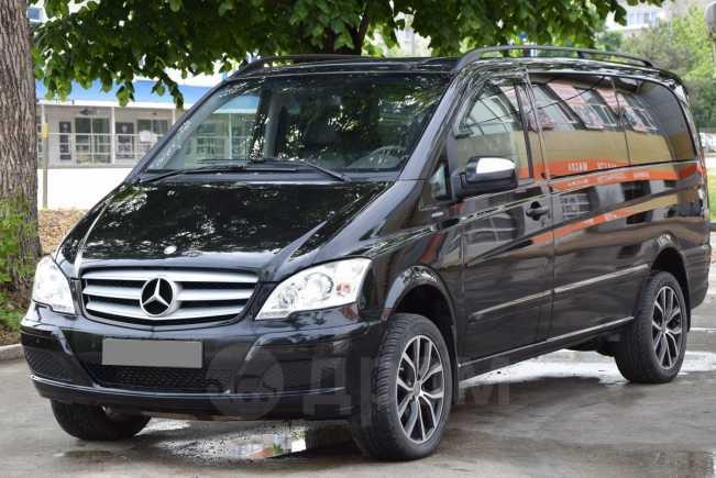 Mercedes-Benz Viano, 2013 год, 1 600 000 руб.